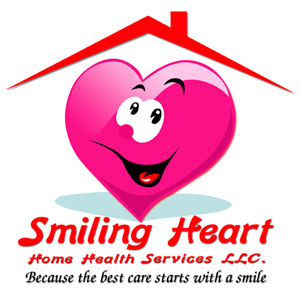 Company Logo for Smiling Heart Home Health Services, Llc