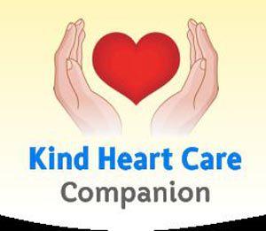 Company Logo for Kind Heart Care Companion Service