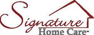 Company Logo for Signature Home Care