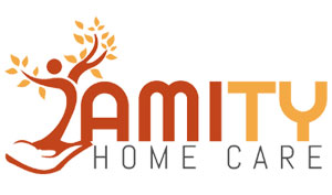 Company Logo for Amity Home Care