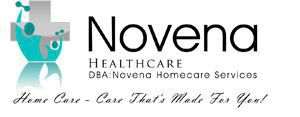 Company Logo for Novena Homecare Services