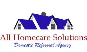 Company Logo for All Homecare Solutions. Llc