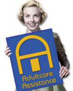 Company Logo for Adultcare Assistance Homecare