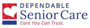 Company Logo for Dependable Senior Care