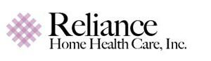 Company Logo for Reliance Home Health Care