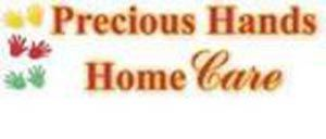 Company Logo for Precious Hands Home Care