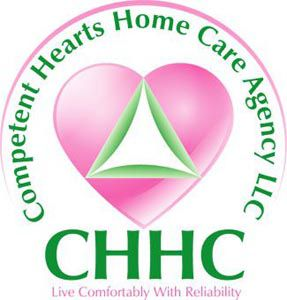 Company Logo for Competent Hearts Home Care Agency
