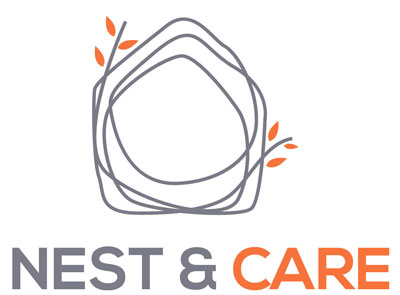 Company Logo for Nest & Care