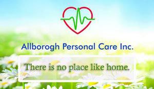 Company Logo for Allborogh Personal Care Inc