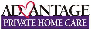 Company Logo for Advantage Private Home Care