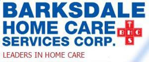Company Logo for Barksdale Home Care Services