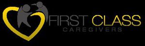 Company Logo for First Class Caregivers