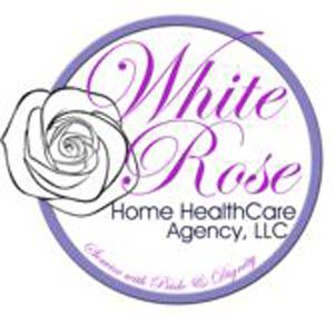 Company Logo for White Rose Home Healthcare Agency, Llc