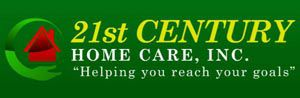 Company Logo for 21st Century Home Care