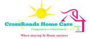 Company Logo for Crossroads Home Care