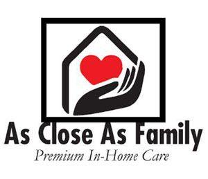 Company Logo for As Close As Family, Llc.