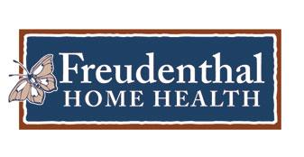 Company Logo for Freudenthal Home Health