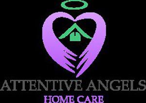Company Logo for Attentive Angels Home Care