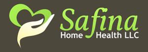 Company Logo for Safina Home Care