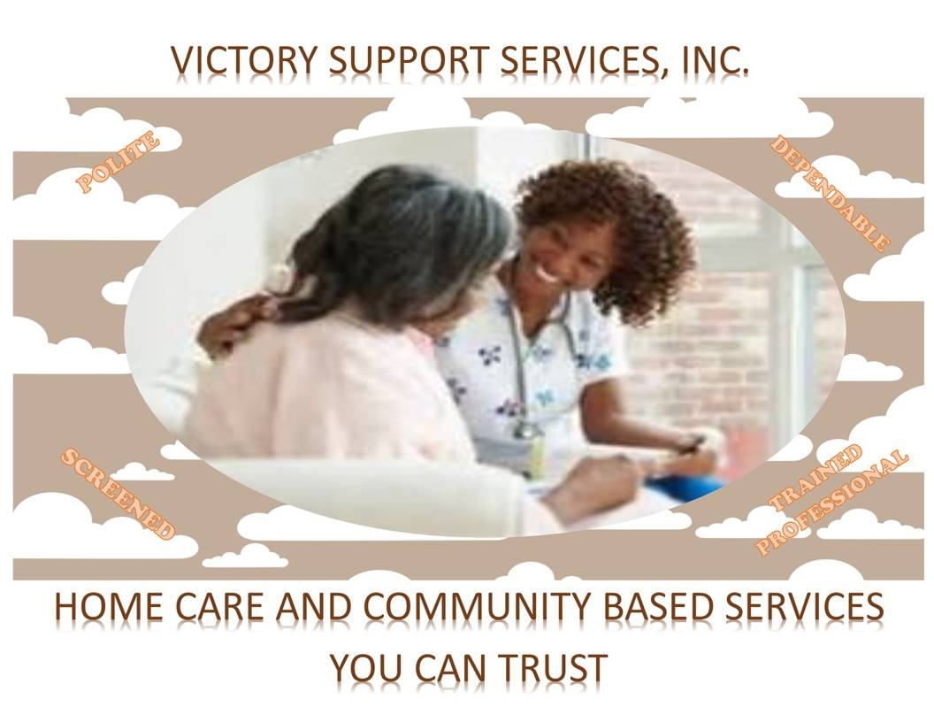 Company Logo for Victory Support Services