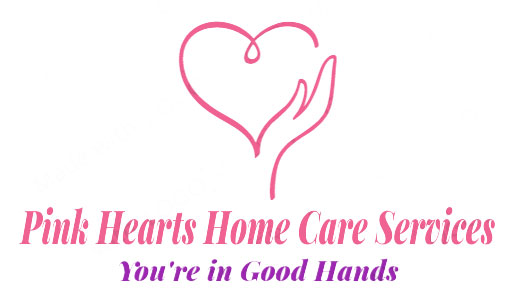 Company Logo for Pink Hearts Home Care Services, Llc