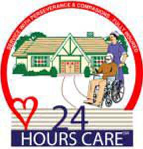 Company Logo for 24hours Care
