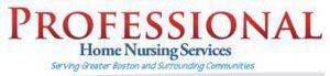 Company Logo for Professional Home Nursing Service