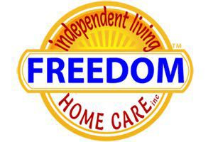 Company Logo for Freedom Home Care