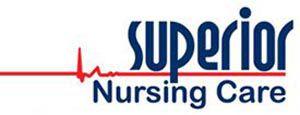 Company Logo for Superior Nursing Care