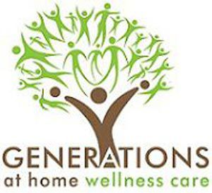 Company Logo for Generations At Home Wellness Care