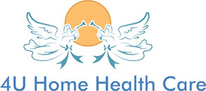 Company Logo for 4u Home Health Care Services