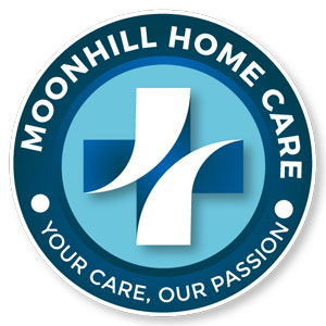 Company Logo for Moonhill Home Care