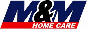 Company Logo for M & M Home Care, Inc.