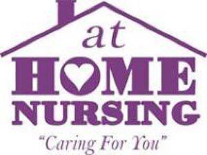 Company Logo for At Home Nursing