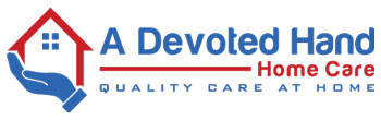 Company Logo for A Devoted Hand Home Care