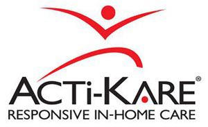 Company Logo for Acti-Kare Responsive In-Home Care