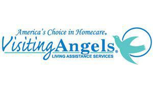 Company Logo for Visiting Angels Of Garland